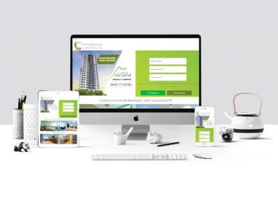 PH torres de Montserrat Landing Page